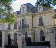mansion Fotografia de Stock Royalty Free