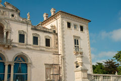 Mansion. An older mansion in Miami, Florida stock photography