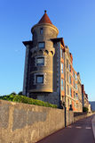Mansion in Getxo Stock Photography