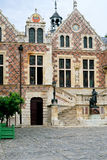 Mansion Groslo in Orleans, France Stock Images