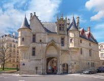 Mansion Hotel de Sens a Parigi Fotografie Stock Libere da Diritti