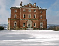 Mansion house barlaston staffordshire england Royalty Free Stock Photography