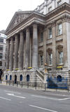Mansion House, City of London Royalty Free Stock Photography