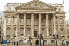 Mansion House, City of London Stock Images