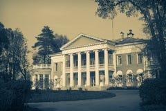 Mansion Lenin S Gorky Stock Photo