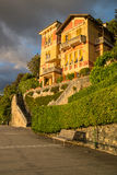 Mansion in Levanto Royalty Free Stock Images