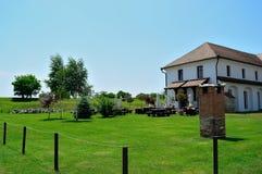 Mansion. Nice mansion in Alba Iulia - Romania Royalty Free Stock Photo
