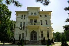 Mansion Royalty Free Stock Photos