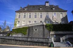 Mansion in Pau Royalty Free Stock Images
