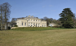 Mansion at Rococo Gardens Stock Photography