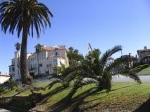 Mansion in San Francisco Royalty Free Stock Image