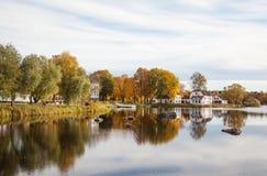 Mansion in Sweden. Stock Images