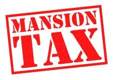 MANSION TAX Stock Image