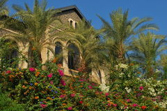 Mansion in Tiberias Royalty Free Stock Photography