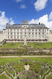A mansion in Vannes Stock Photo