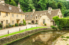 Mansion in Wiltshire Royalty Free Stock Photography