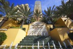 Mansiones en Aqualina Fotografía de archivo libre de regalías
