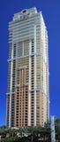 Mansiones en el rascacielos Sunny Isles Beach de Aqualina Fotos de archivo libres de regalías