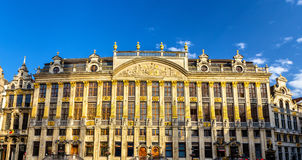 The Mansions of the Dukes of Brabant Royalty Free Stock Photography
