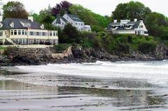 Manson along Maine Coast Royalty Free Stock Image
