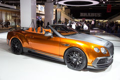 Mansory Bentley Continental GTC Stock Photography