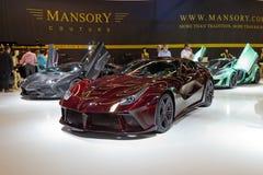 Mansory F12 La Revoluzione Royalty Free Stock Photo