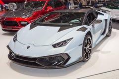 2015 Mansory Lamborghini Huracan Royalty-vrije Stock Foto
