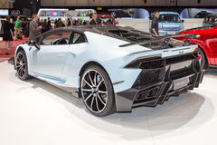 2015 Mansory Lamborghini Huracan Stock Photo