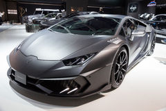 MANSORY Torofeo - Lamborghini Huracà ¡ n Royalty-vrije Stock Afbeeldingen