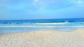 Mansoura Beach Royalty-vrije Stock Foto