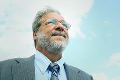 manståendepensionär fotografering för bildbyråer
