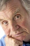 manståendepensionär royaltyfria foton