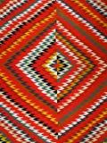 Manta de la manta del modelo del diamante Imagen de archivo libre de regalías