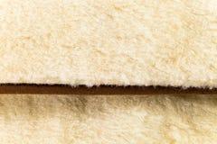 Manta de lana Foto de archivo libre de regalías