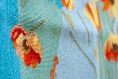 Manta floral Fotos de archivo libres de regalías