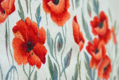 Manta floral Imagenes de archivo