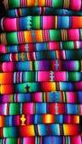 Manta guatemalteca Foto de archivo