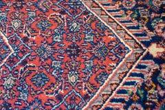Manta oriental colorida con muchos colores Foto de archivo
