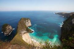 Manta poind, Nusa Penida, Indonesia Royalty Free Stock Images
