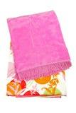 Manta rosada 2 Imagen de archivo libre de regalías