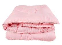 Manta rosada Fotos de archivo