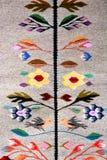 Manta tradicional rumana Imagen de archivo libre de regalías