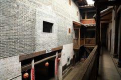 Mantang Hakka enclosed house Royalty Free Stock Image