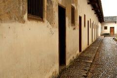 Mantang Hakka enclosed house Royalty Free Stock Photos