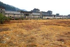 Mantang Hakka enclosed house Royalty Free Stock Photo