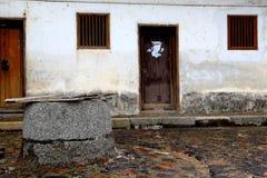 Mantang Hakka enclosed house Stock Image