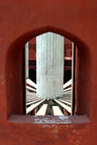 Mantar Jantar, Delhi, detail Stock Afbeelding