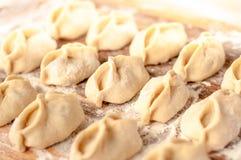 Mantas_cooking_process_31 Stock Photos