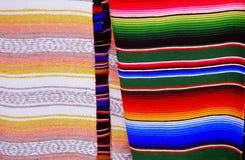 Mantas mexicanas imágenes de archivo libres de regalías