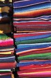Mantas mexicanas Imagenes de archivo